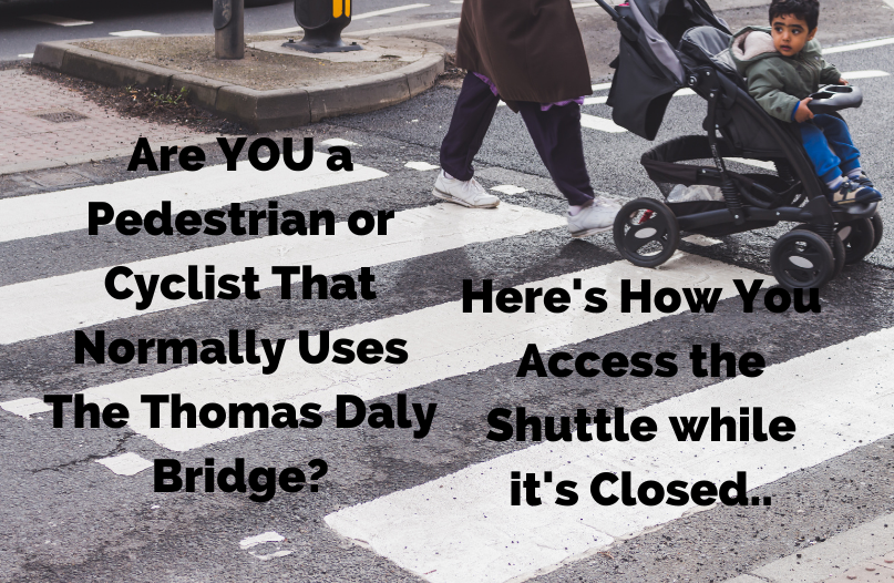 Here's How You Access The City's Shuttle.