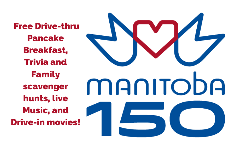 Free drive-thru pancake breakfast, trivia and family scavenger hunts, live music, and drive-in movies!