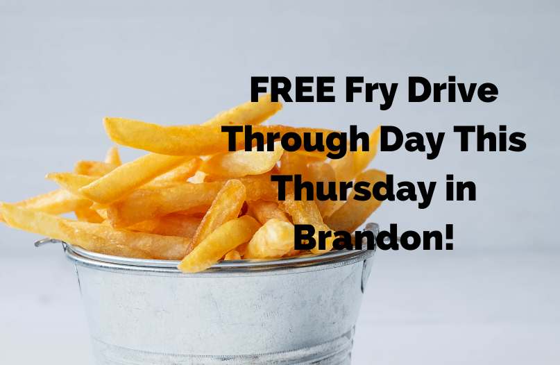 McCain Foods will be hosting a Free Fry Day Event in Brandon to raise money for Ronald McDonald House.