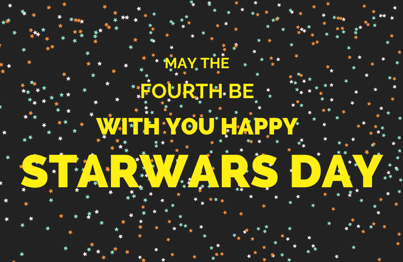 Pass The Blue Milk and Celebrate Star Wars Day These Ways!