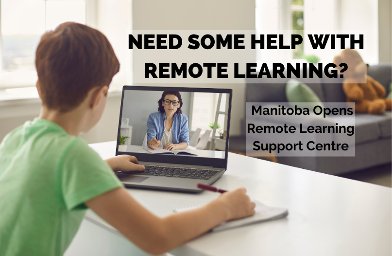 Need Some Help With Remote Learning?