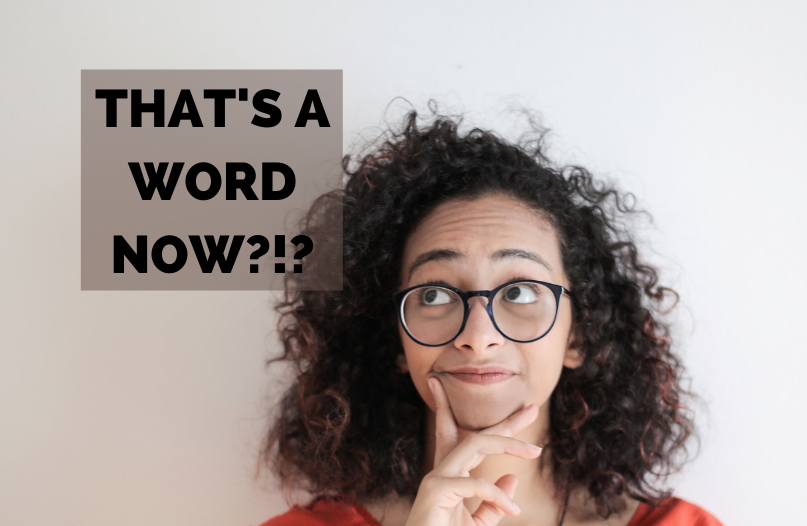 Dictionary.com Adds 300 New Words & Phrases... check THESE out!