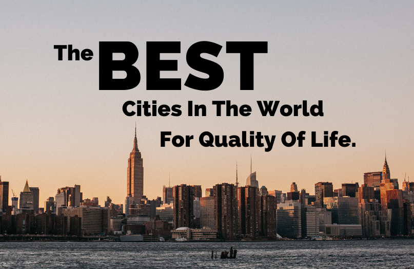 Have you ever thought about moving to a city for a better quality of life? What exactly are you looking for?